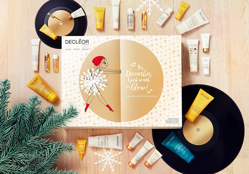beauty advent calendars Decleor