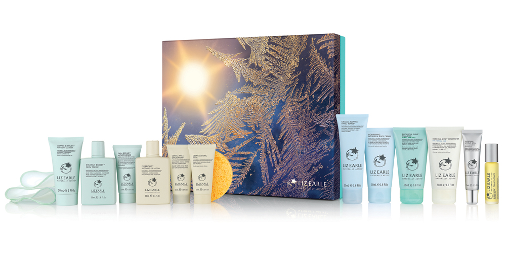 beauty advent calendars Liz Earle