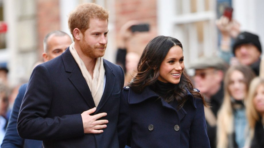 The first trailer for the Prince Harry and Meghan Markle movie is here