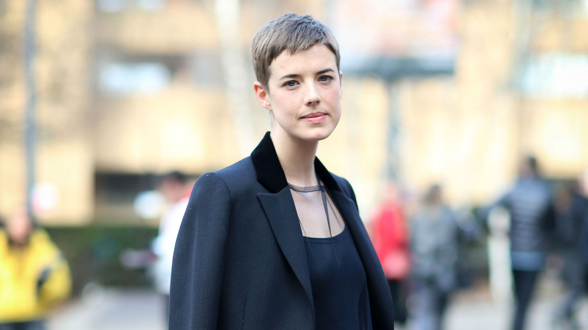 Watch Agyness Deyn opens up about surprise marriage and Scientology rumours video
