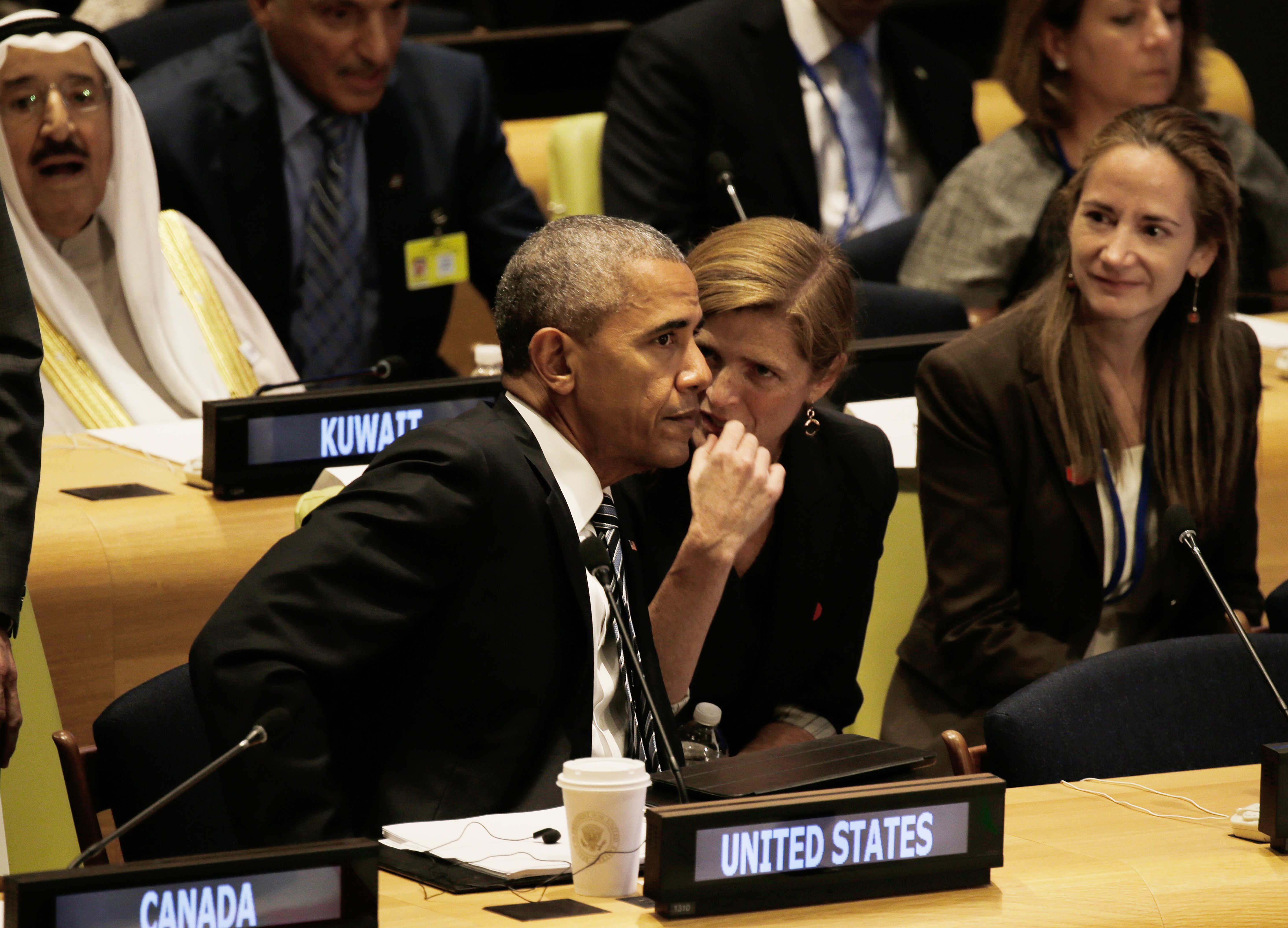 The Final Year\'s Samantha Power On Trump And Working With Obama