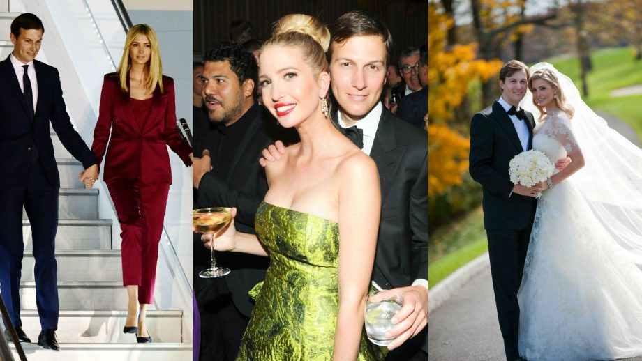 Ivanka Trump Wedding.Destroyed By Ambition Behind The Ivanka Trump And Jared Kushner