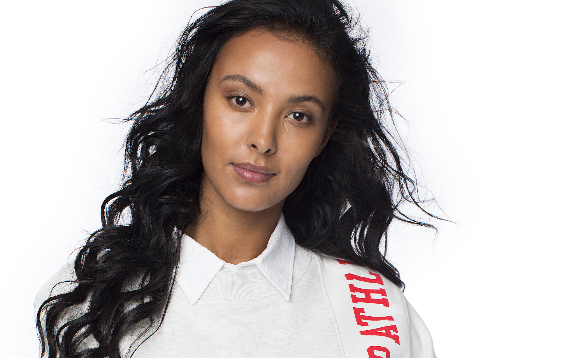 Maya Jama: Growing up, I never saw TV presenters that were like me.'