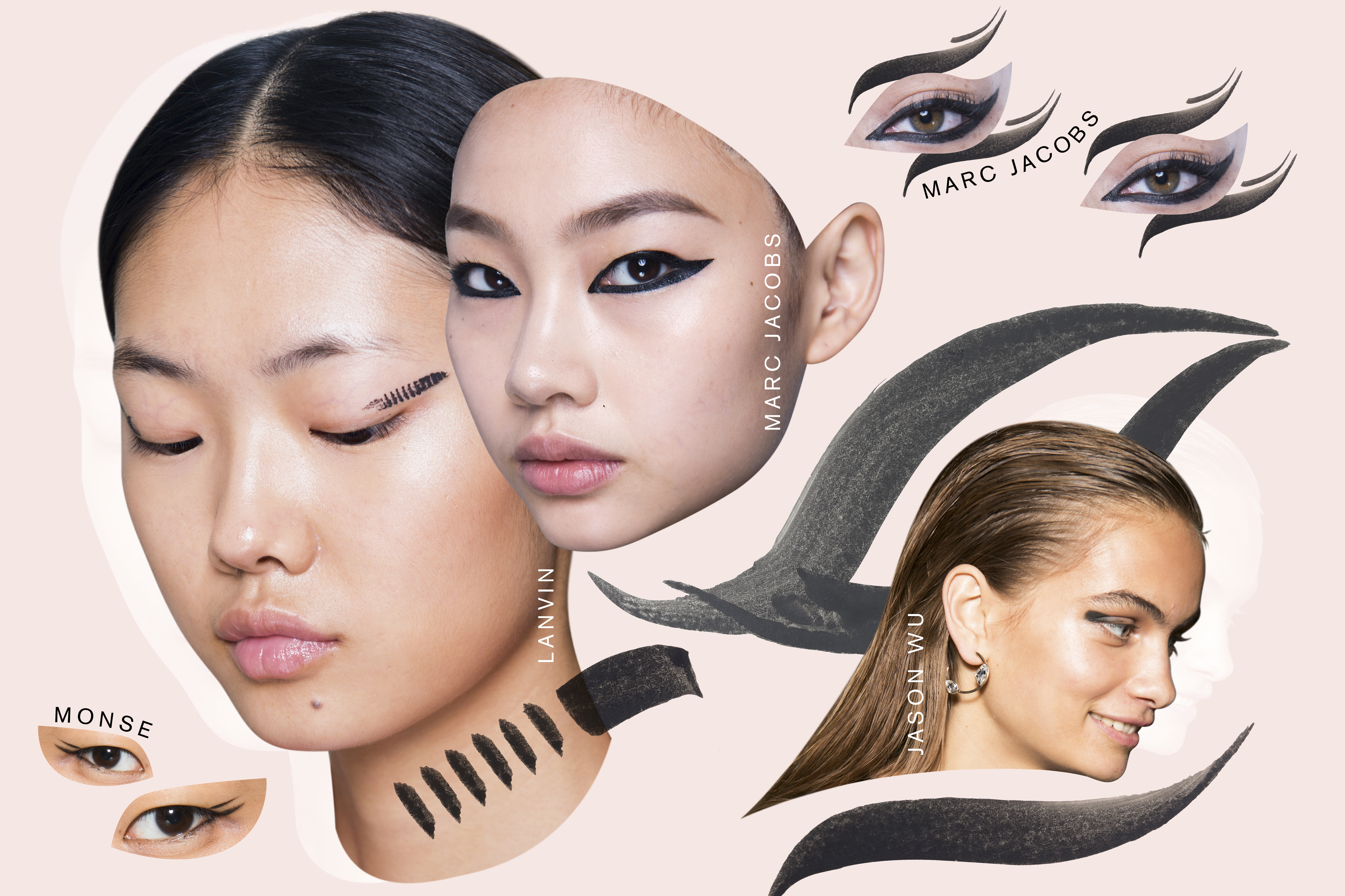 SS18 beauty trend report