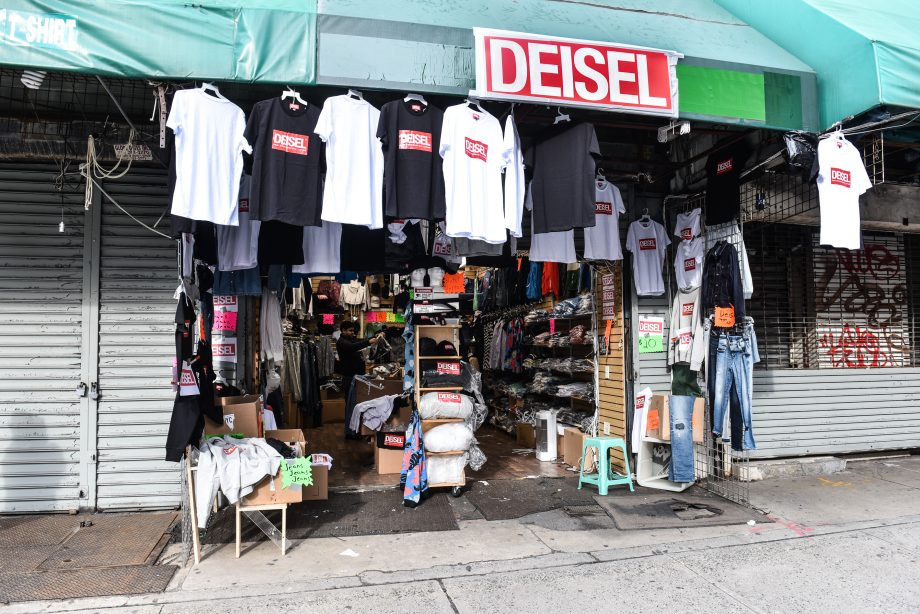 097c507389 Diesel Is Opening Its Own Knockoff Pop-up In NYC