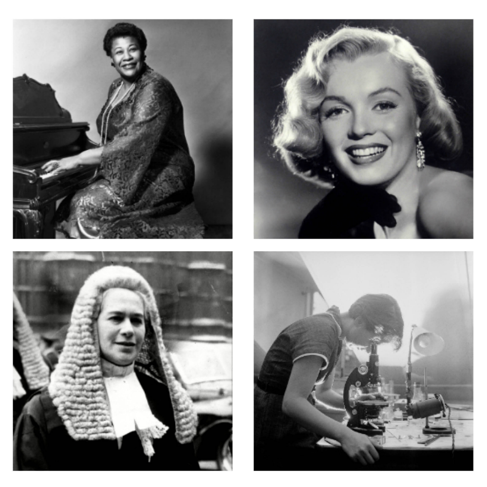 The 100 Most Inspirational Women Of The Last 100 Years