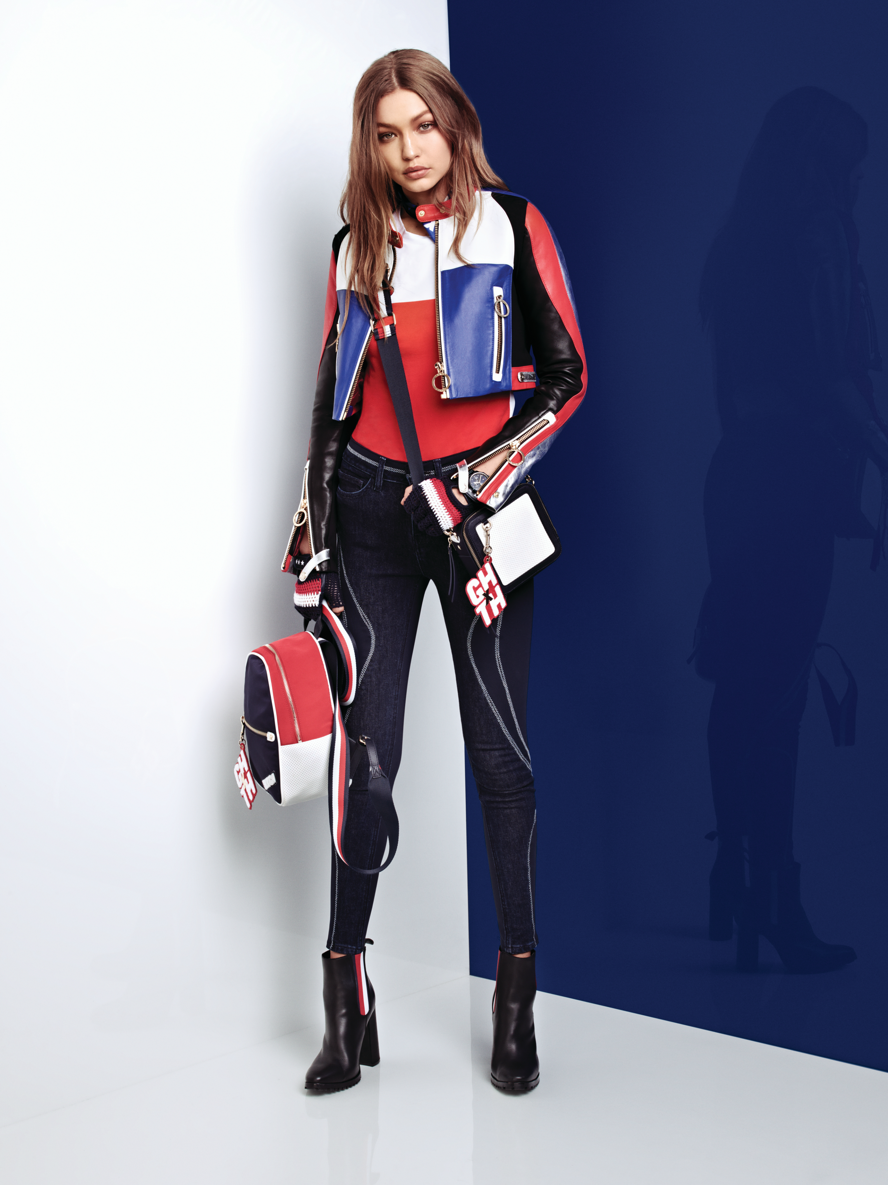 061cf67f1dc TommyXGigi SS18 Capsule Collection Preview. Tommy Hilfiger Fashion Brand