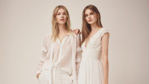 French Connection has just launched wedding dresses and they are FAB