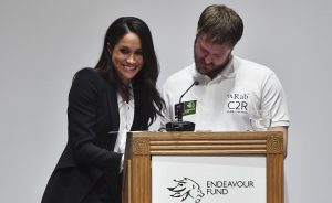 Meghan Markle's recent speech didn't go according to plan