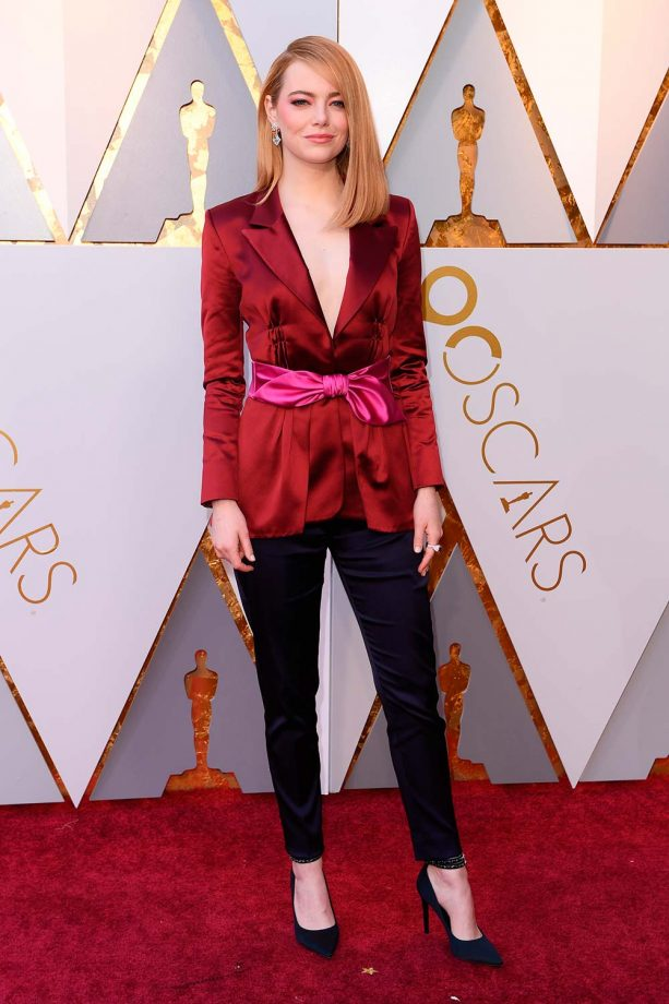146102e1e87 Emma Stone Oscars 2018 Red Carpet