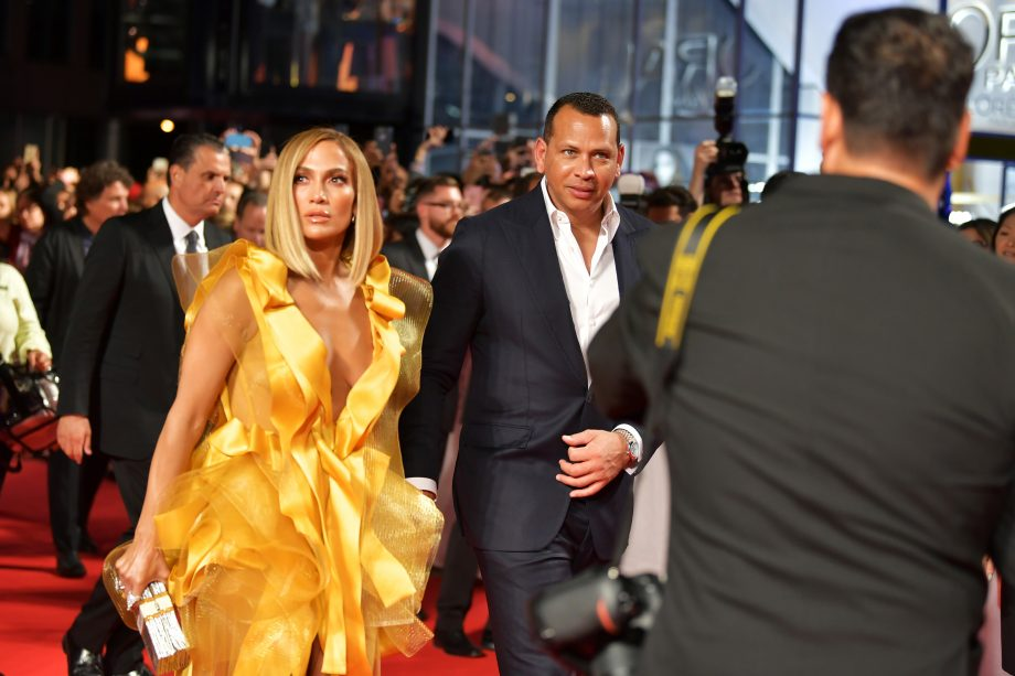 Here's everything to know about Jennifer Lopez's recent red carpet confrontation