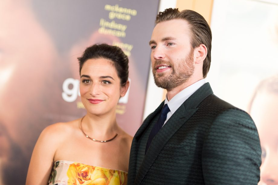 It looks like Jenny Slate and Chris Evans are over for good