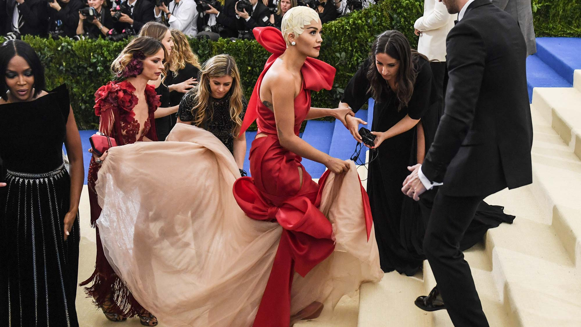 What's so mega about the Met Ball