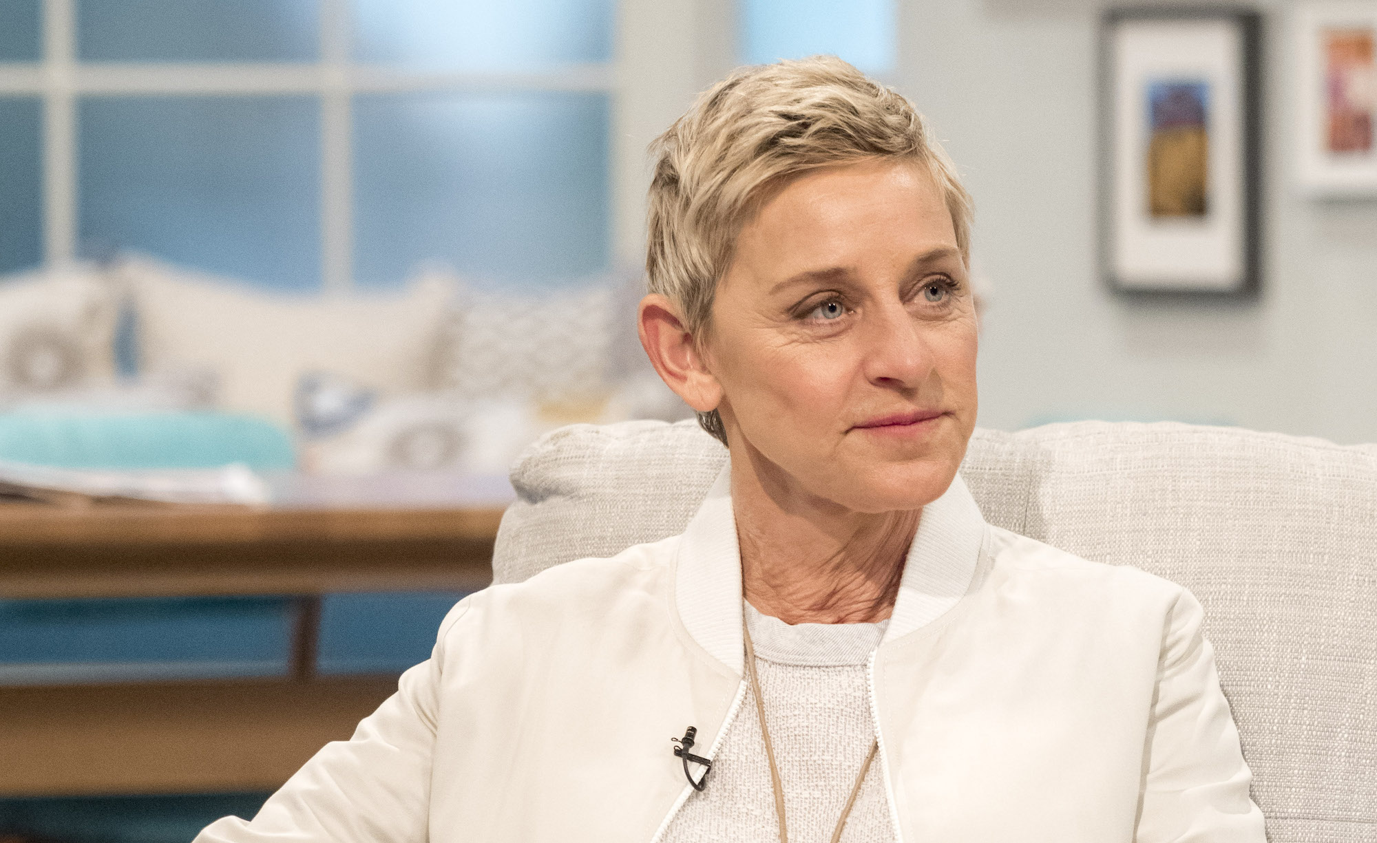 Ellen DeGeneres has revealed she was deeply depressed after coming out