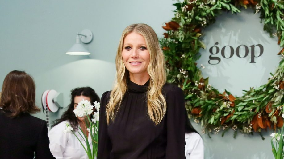 apitherapy endorsed by Gwyneth Paltrow