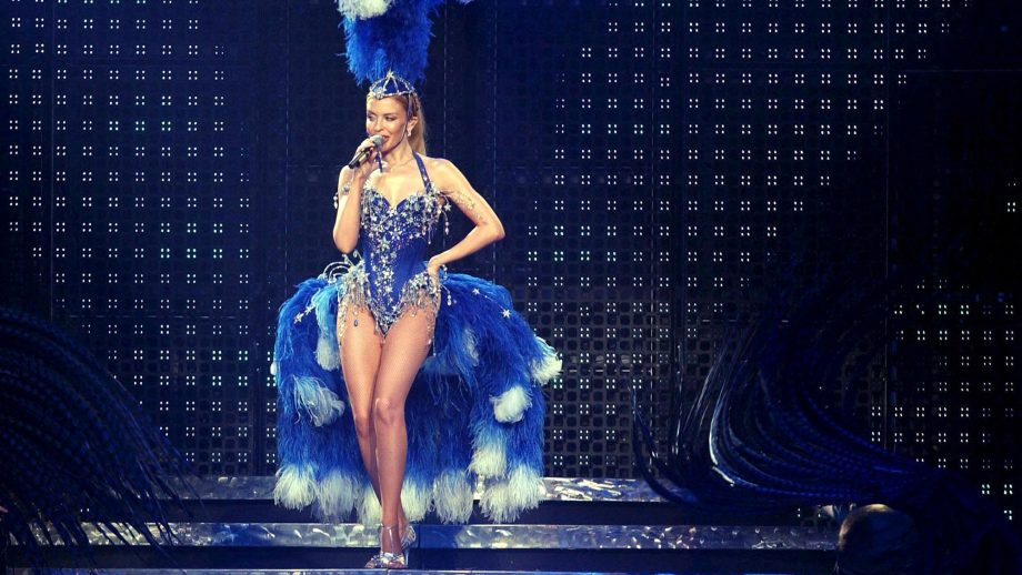 eeb2a5b4158 kylie minogue style. The singer talks us through her most iconic outfits