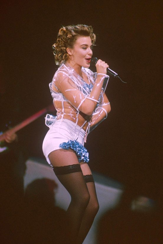d75c5af206a Kylie Minogue Style  The Singer Shares Her Most Iconic Looks