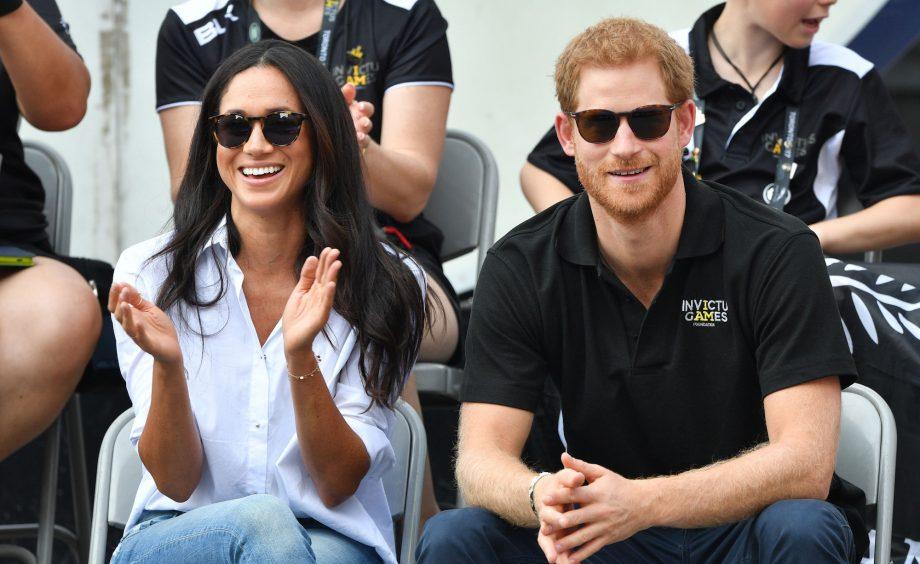 7e4c70280de Those Meghan Markle Sunglasses Are Finally Back In Stock