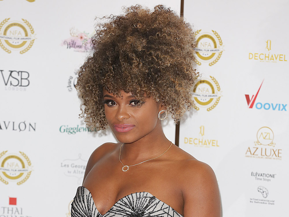 Curly Hair Types 3C Fleur East