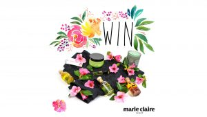 Marie Claire sport X Lola's apothecary