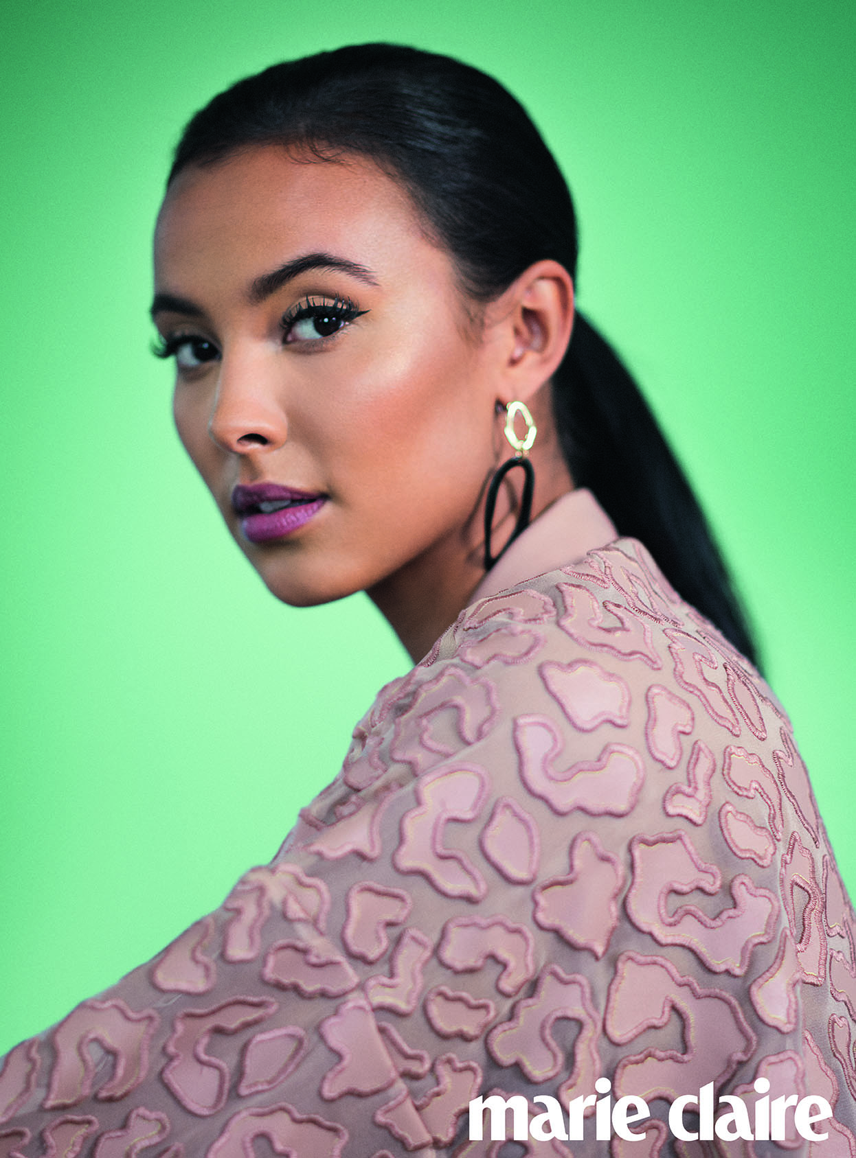 Maya Jama: I would love to be a Bond girl'