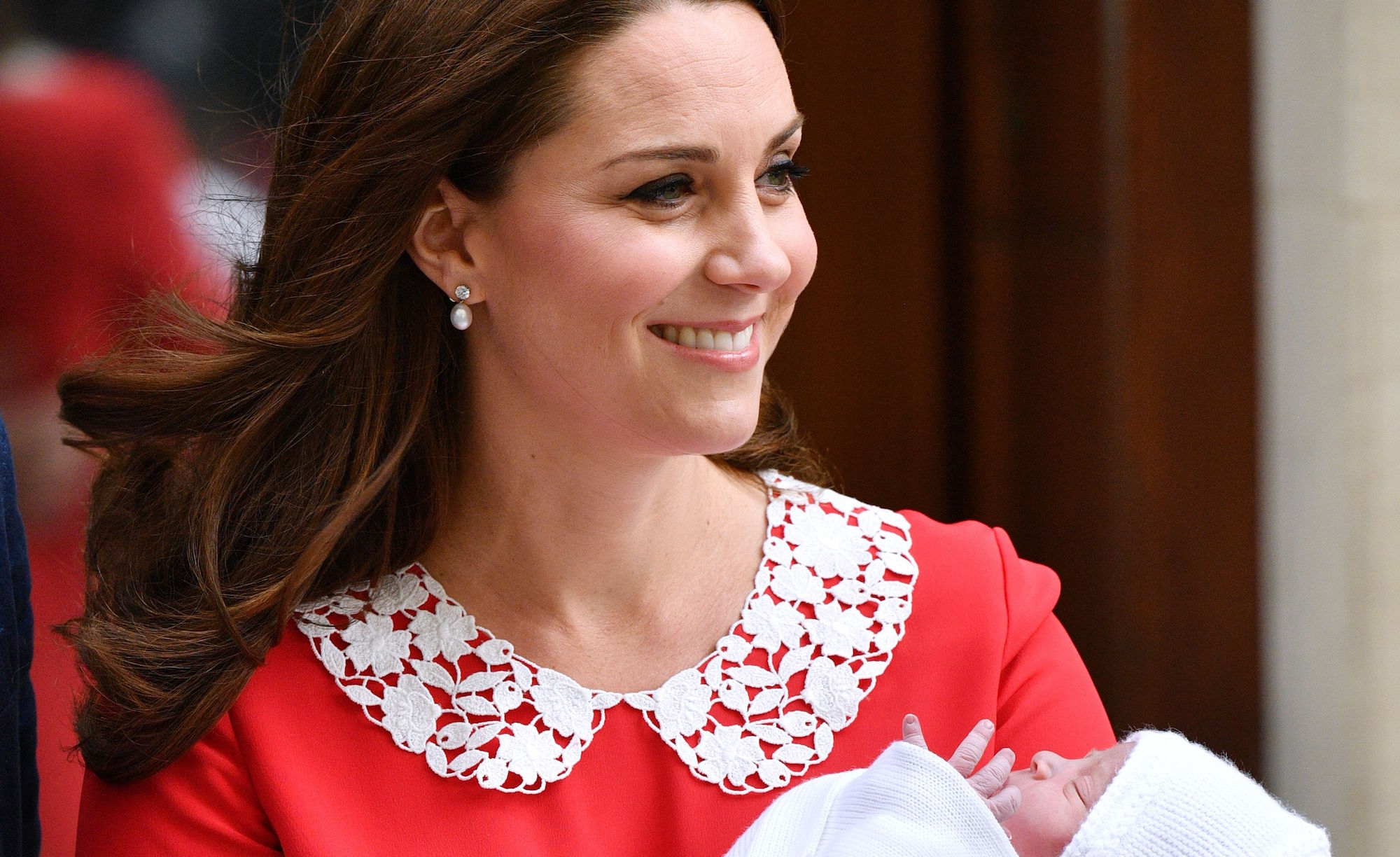 Prince Louis' birthday portrait is VERY different to his brother and sister's photos