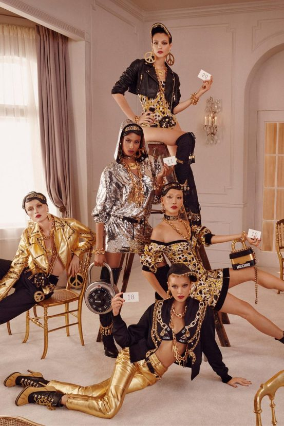 87b3f5782b 'I am so excited about MOSCHINO [tv] H&M. My life's work has been to  connect with people through fashion, and with this collaboration I'll be  able to reach ...