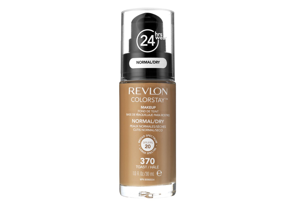 best foundation for dry skin Revlon