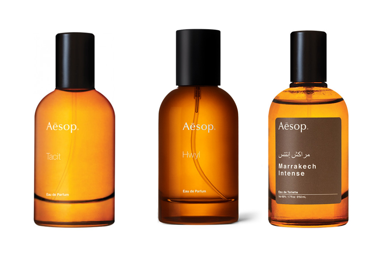 Aesop, Fragrance collection