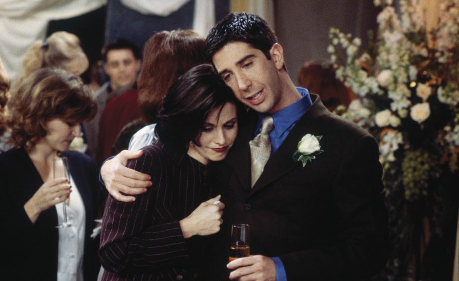 friends sibling theory