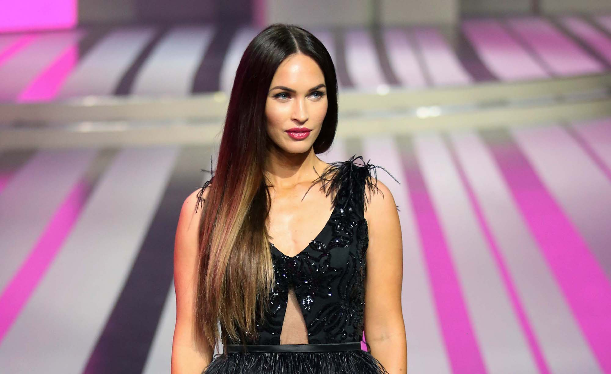 Megan Fox Is Being Mummy-Shamed For Her Sons' Hair