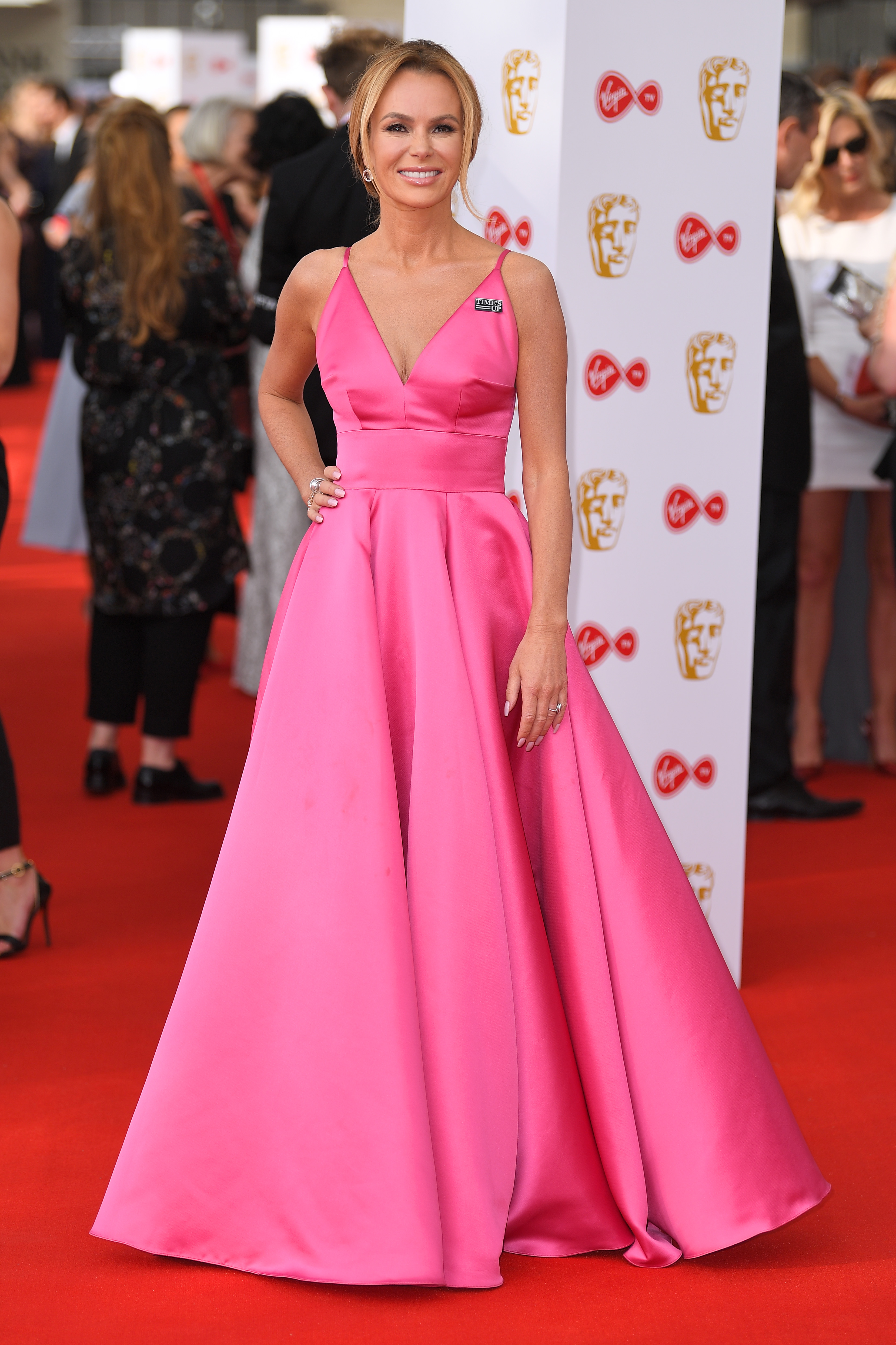 See The Best Dressed At The BAFTA TV Awards This Year