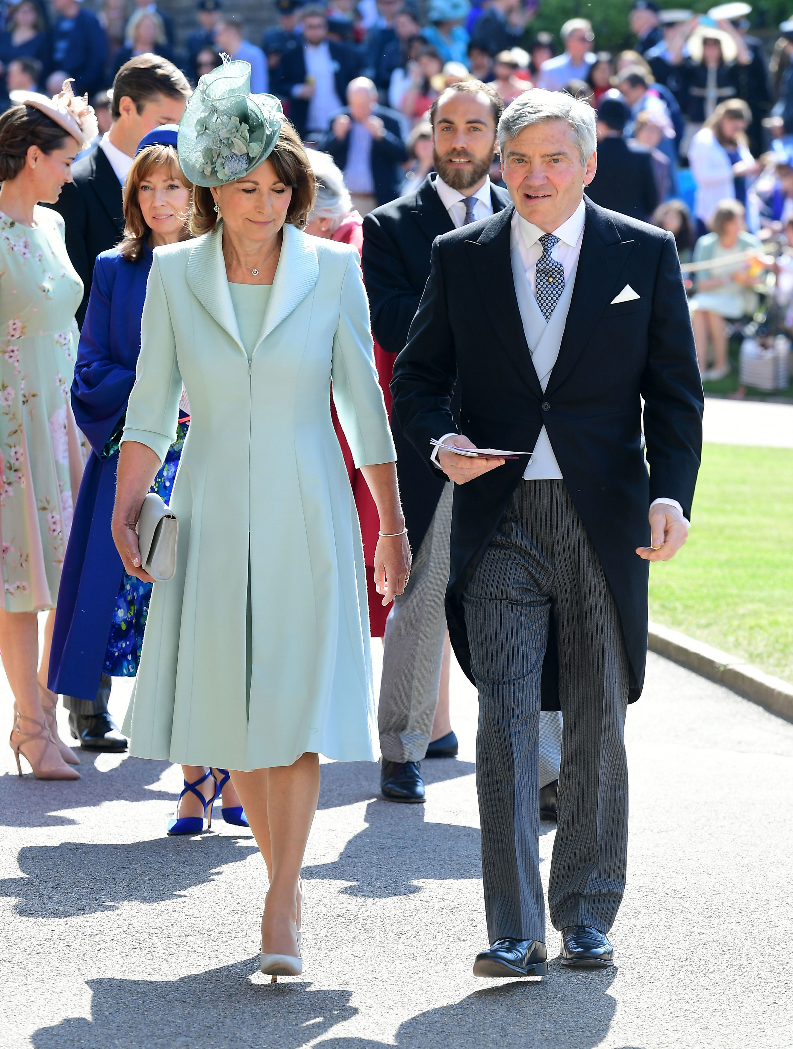 Royal Wedding Guests.From Oprah To James Blunt These Are Prince Harry And Meghan