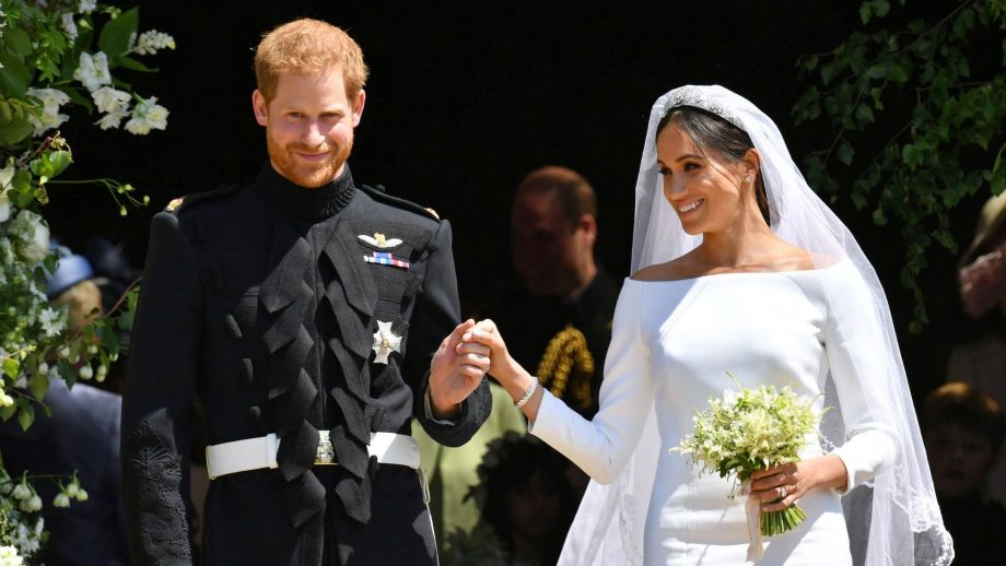 Megan And Harry Wedding.Prince Harry Did This For Megan On Their Wedding Day And It S The
