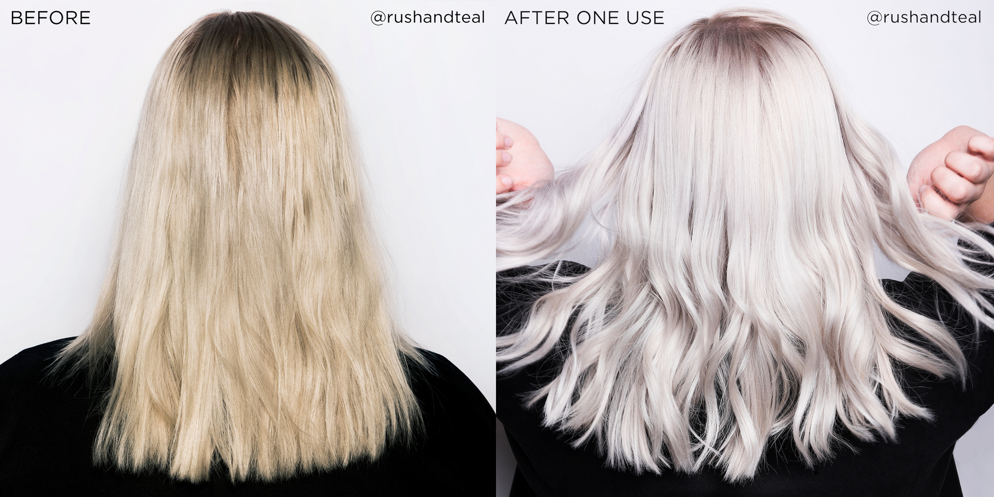 This Shampoo Will Completely Transform Your Blonde Hair With