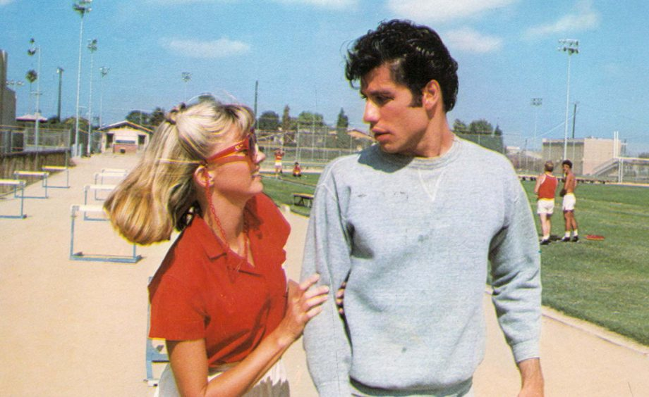 Danny and sandy grease pictures — 2
