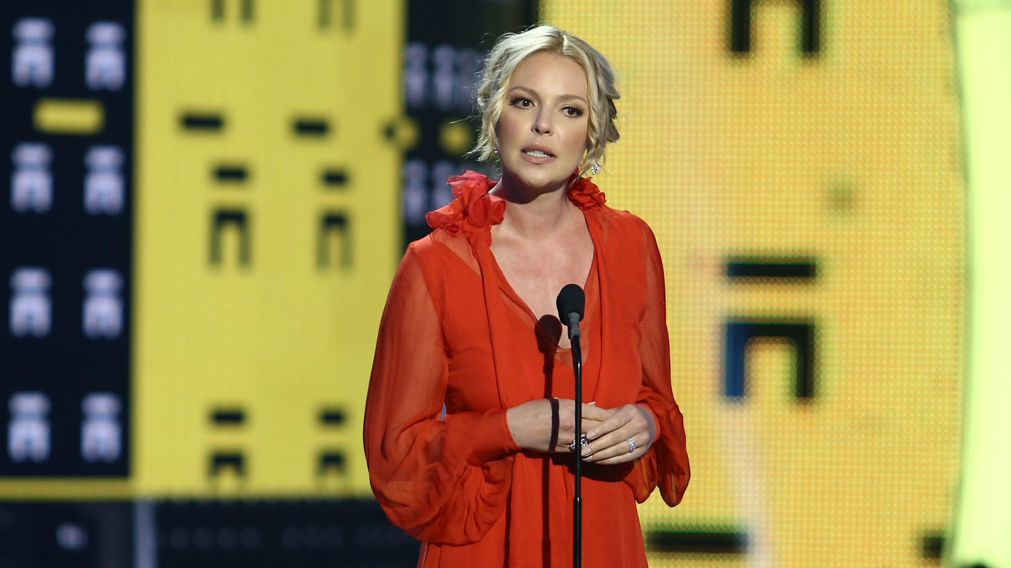 Katherine Heigl just issued a very heartfelt public apology