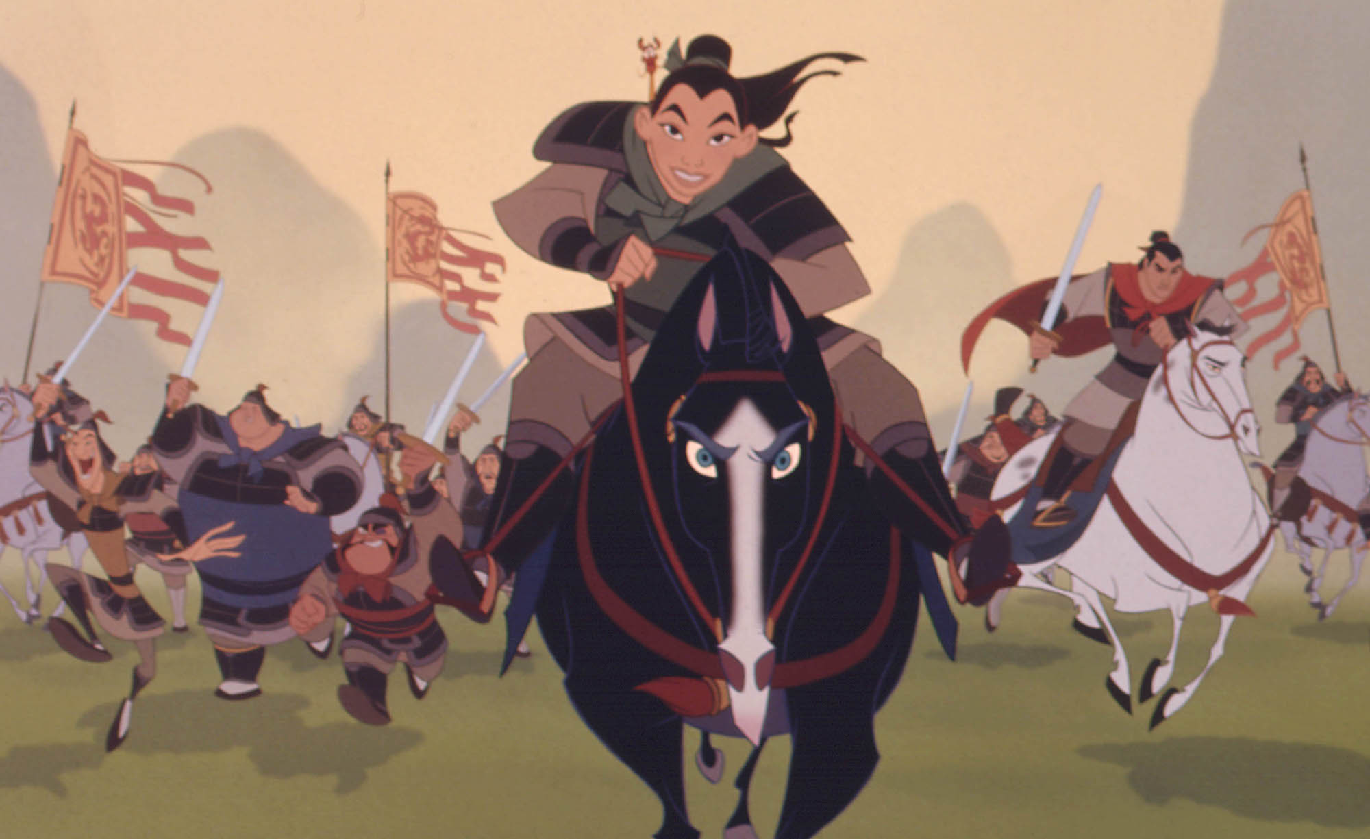 The live action Mulan film has scrapped Captain Shang for a new love interest