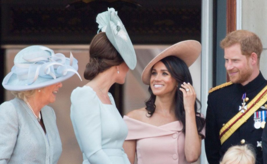 kate middleton meghan markle friendship