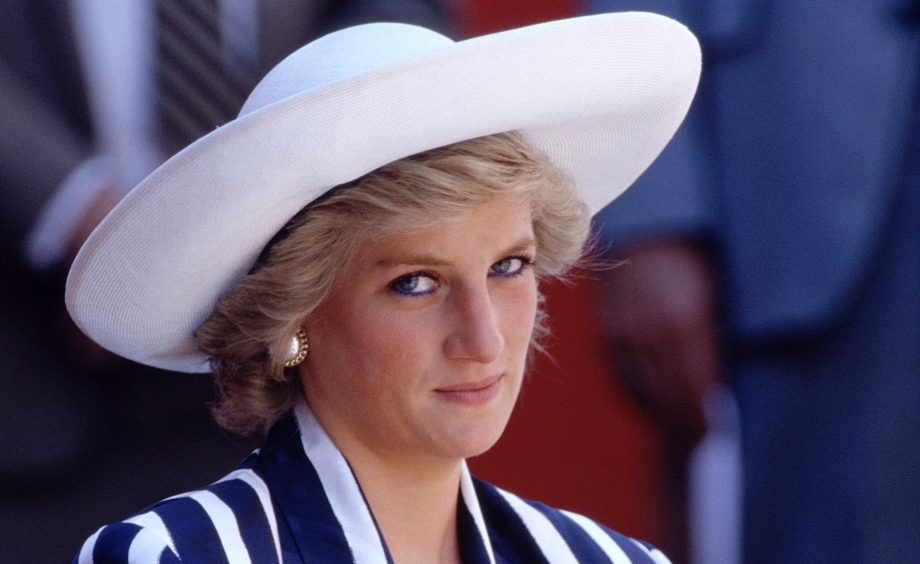 princess diana hairstyle