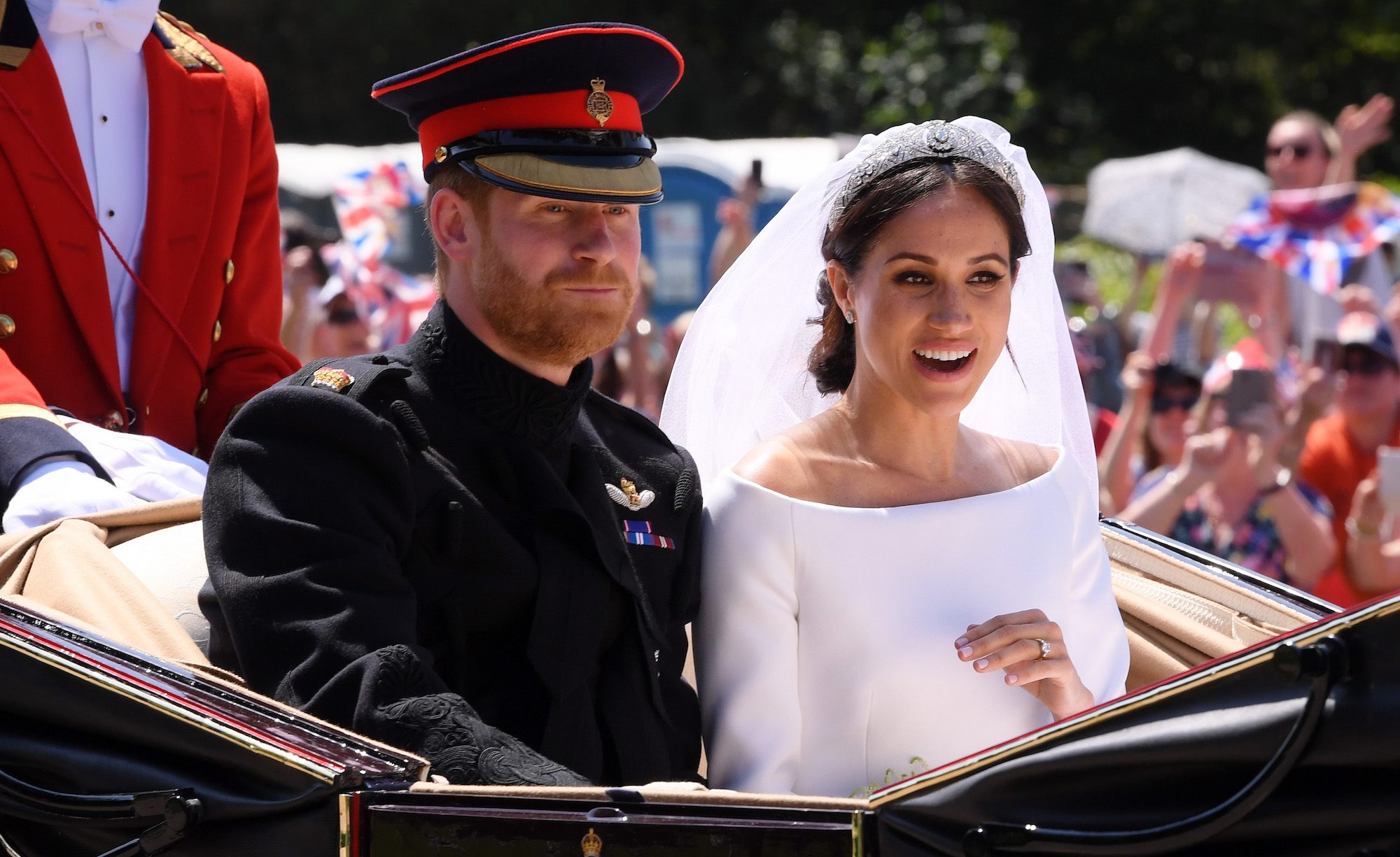 Harry and Meghan - cover