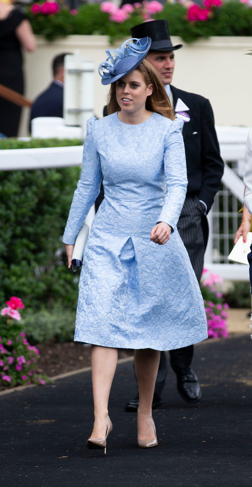 princess eugenie princess beatrice day to night dressing