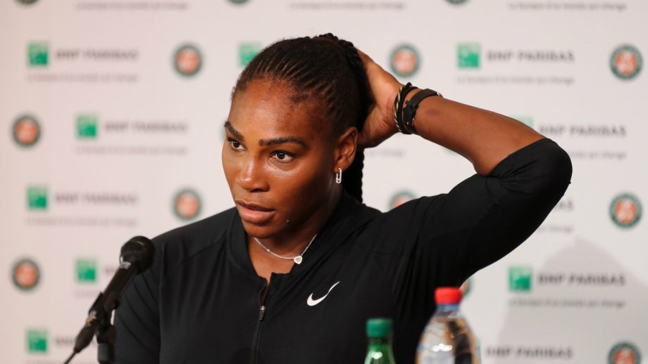 Serena Williams has opened up about her sister's murder