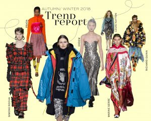Autumn trends 2018