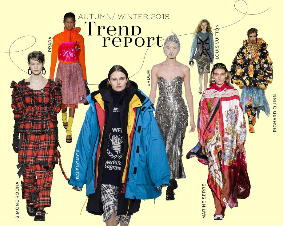 2484810f3ef9 Autumn Trends 2018 - All The Key Looks To Know