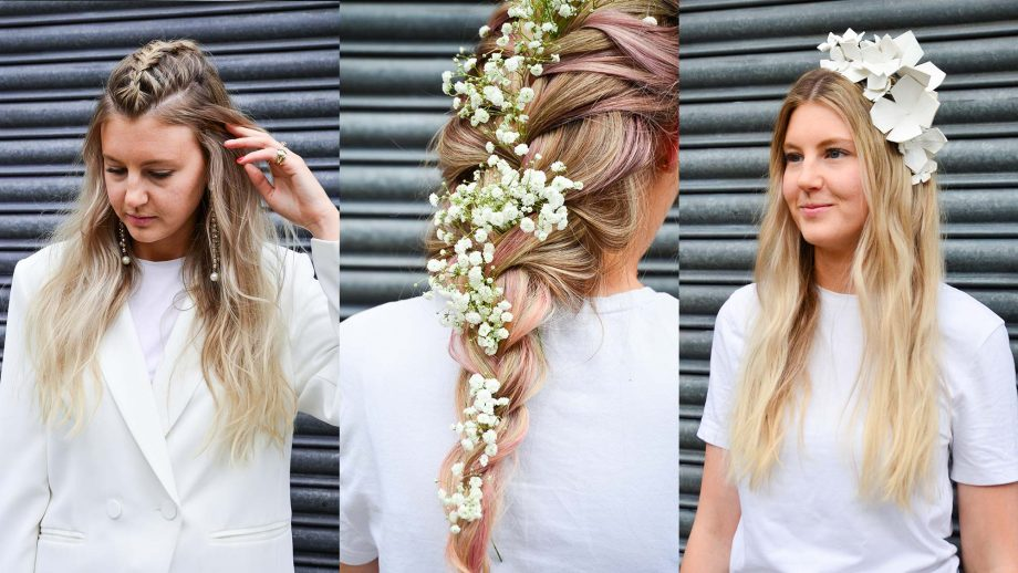 Wedding Hair How To Avoid Looking Like A Basic Bride