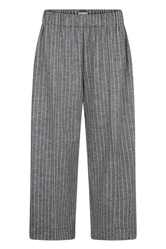 5f7cb469f41 Shop now  Striped merino wool trousers for £100 from I AND ME