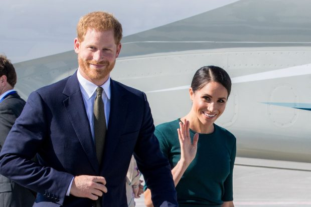 c4e2ee0b5ef Prince Harry and Meghan Markle have gone millennial with their nursery decor