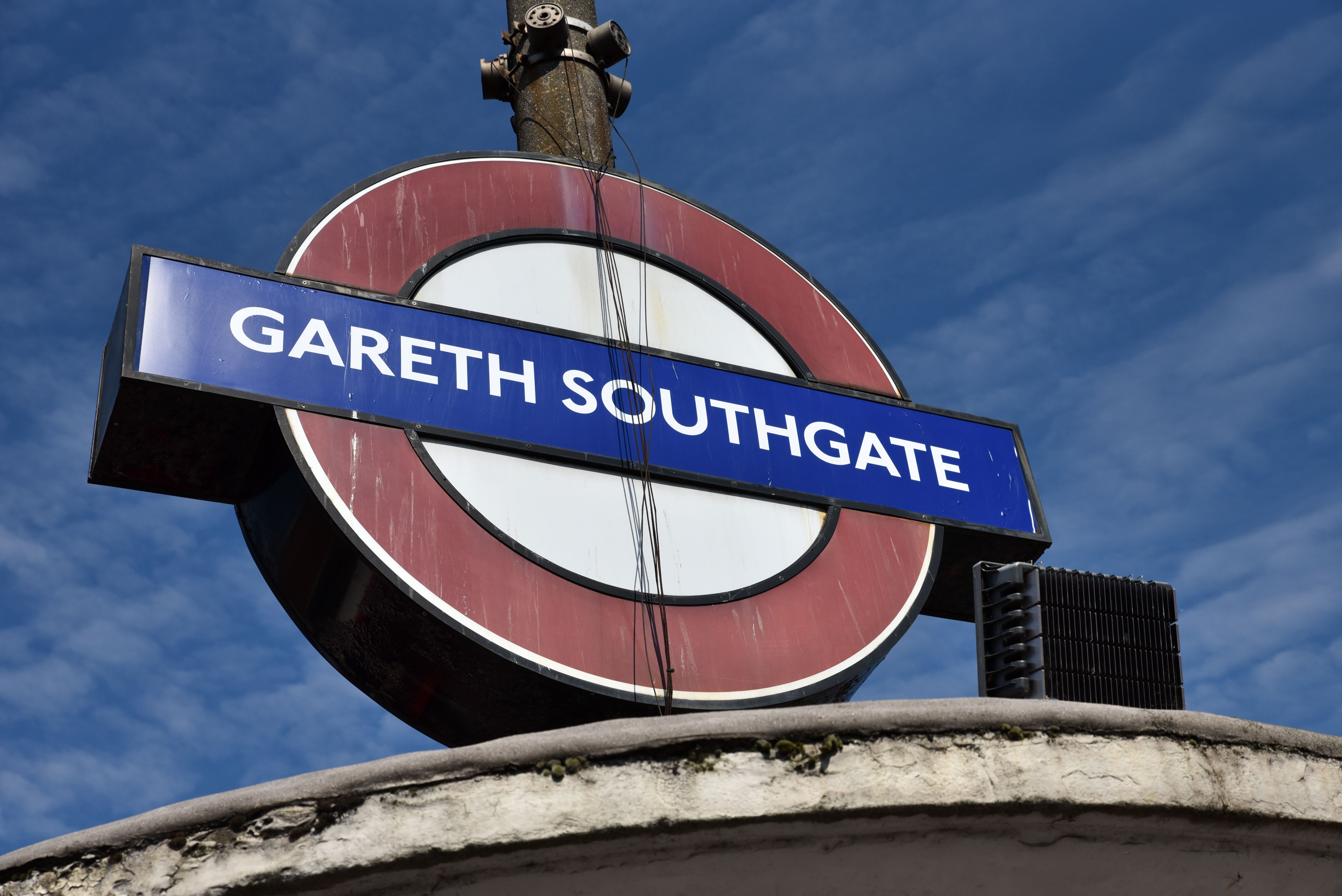 A Tube Station Has Been Named After England Football