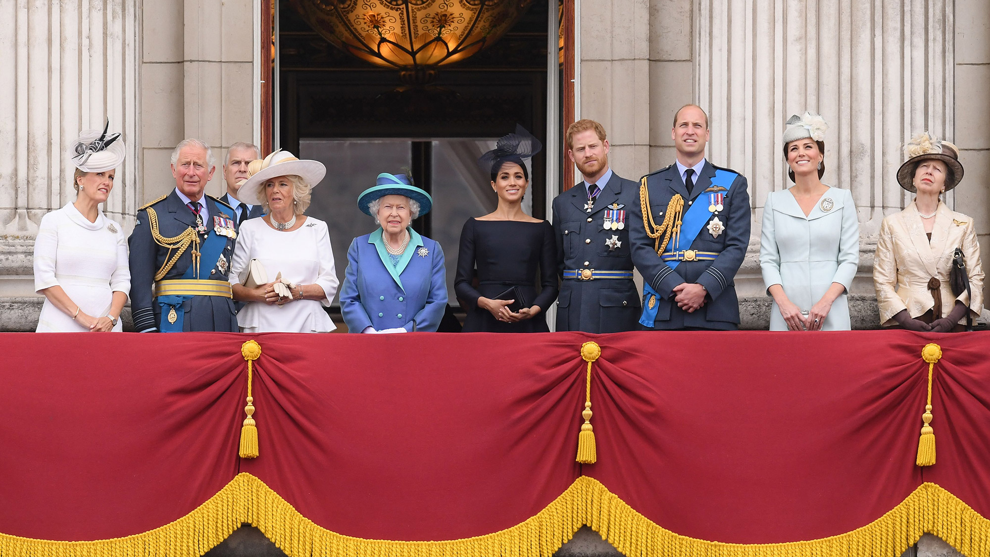 The most popular royals have officially been ranked in order